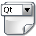 Widget doc icon