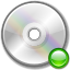 Cdrom-mount icon