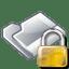 Folder-locked icon