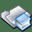 Folder-man icon