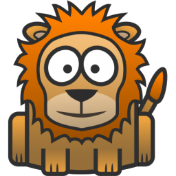 Lion icon