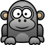 gorilla icon