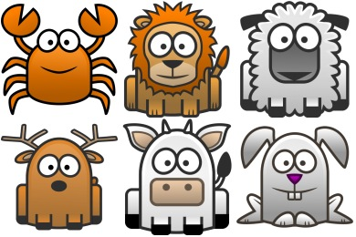 Animal Icons