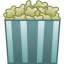 Pop corn icon