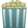 Pop-corn icon