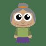 Grandma icon