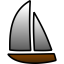 Sailing icon