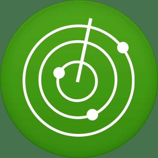 Radar Icon Circle Addon 1 Iconset Martz90