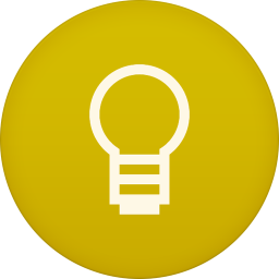 Google keep icon