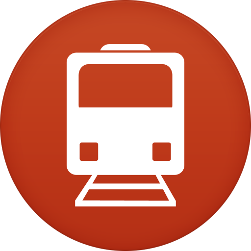 Public transport Icon | Circle Addon 2 Iconset | Martz90