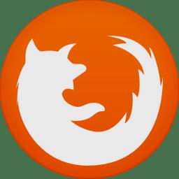 Firefox Icon | Circle Iconset | Martz90