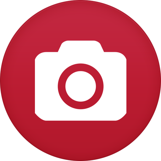 Camera Icon | Circle Iconset | Martz90