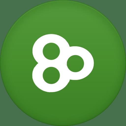 Go launcher Icon | Circle Iconset | Martz90