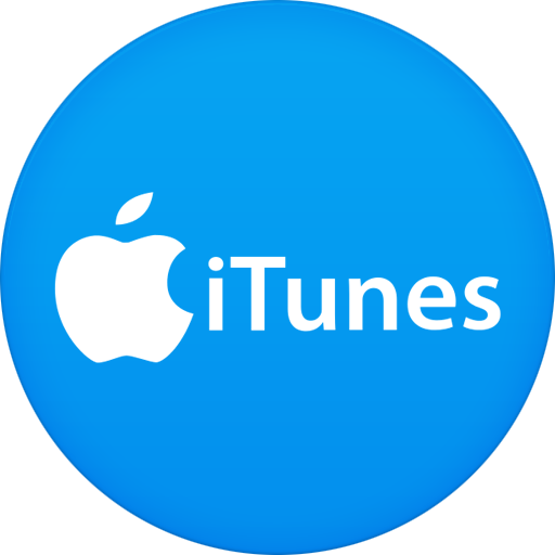 Itunes Icon | Circle Iconset | Martz90