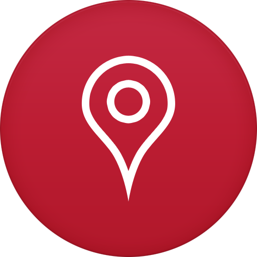 Maps Icon | Circle Iconset | Martz90