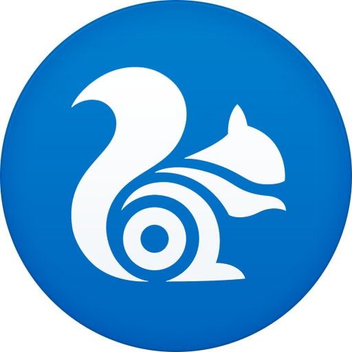 Uc browser icon circle iconset martz90 Browser icon