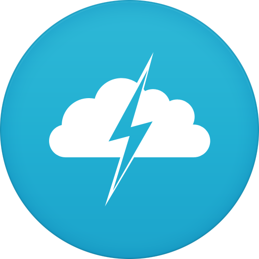Weather Icon | Circle Iconset | Martz90