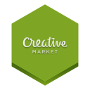 Creative market icon