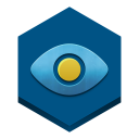 eye in a sky icon