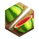 Game fruit ninja icon