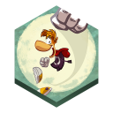 Game rayman jungle run icon
