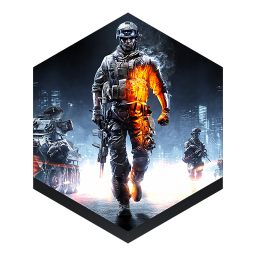 Game battlefield icon