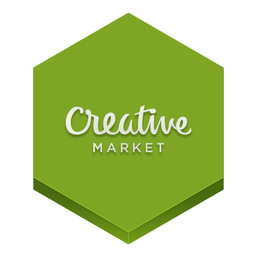 Creative-market icon