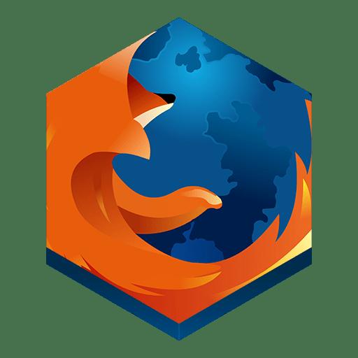 Firefox Icon | Hex Iconset | Martz90