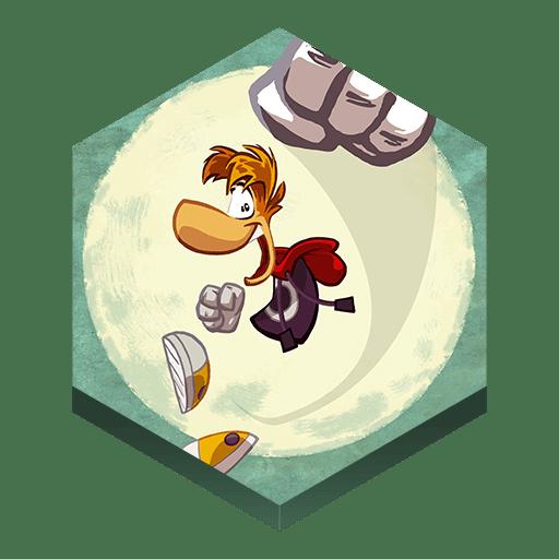 Game-rayman-jungle-run icon