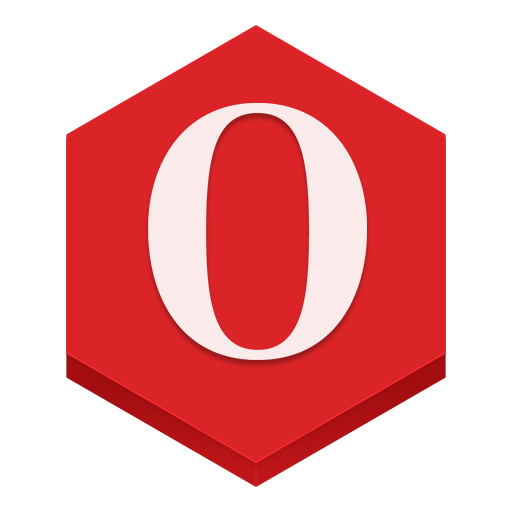 Opera Icon | Hex Iconset | Martz90: www.iconarchive.com/show/hex-icons-by-martz90/opera-icon.html