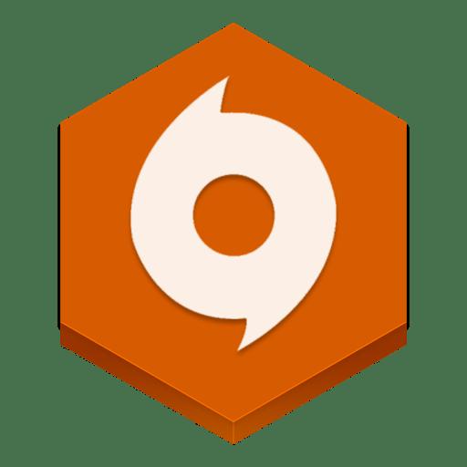 Origin Icon | Hex Iconset | Martz90