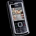 N72 black icon