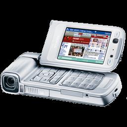N93 silver icon