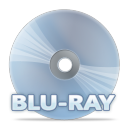 Disc bluray icon