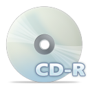 Disc cdr icon