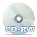 Disc cdrw icon