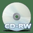 Disc cdrw icon