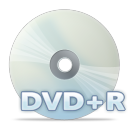 Disc dvdpr icon
