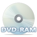 Disc dvdram icon