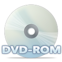 Disc dvdrom icon