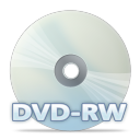 Disc dvdrw icon