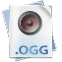 Filetype ogg icon