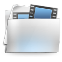 Folder-my-video icon