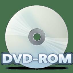 Disc dvdrom icon