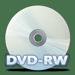 Disc dvdrw icon