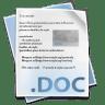 Filetype-doc icon