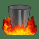 Hell TrashEmpty icon
