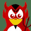 Devil Tux icon