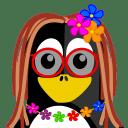 Hippie Tux icon