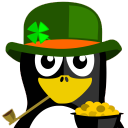 Irish-Tux icon